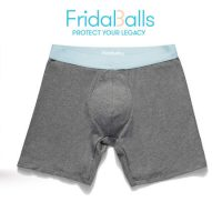 New Underwear for Dads that protect them from the Kids!