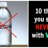 10 Things You Should Never Do With Vinegar