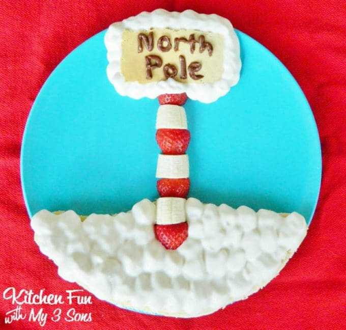 North Pole Pancakes - Over 30 of the BEST Christmas Breakfast Ideas!