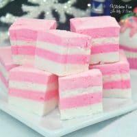 Homemade Sugar Plum Marshmallows recipe inspired by The Nutcracker and The Sugar Plum Fairy!