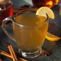 Hot Toddy Recipe for a Cold