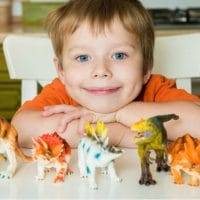 Dinosaur Obsession enhances kids' intelligence
