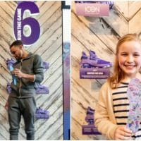 Steph Curry Releases New Sneaker Co-Designed By 9-Year-Old Girl Who Wrote Him A Letter