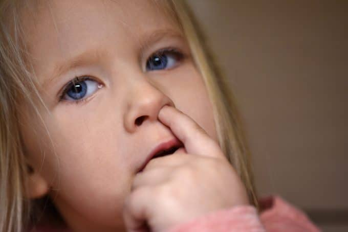 Studies Confirm - Eating Boogers is GOOD for Kids