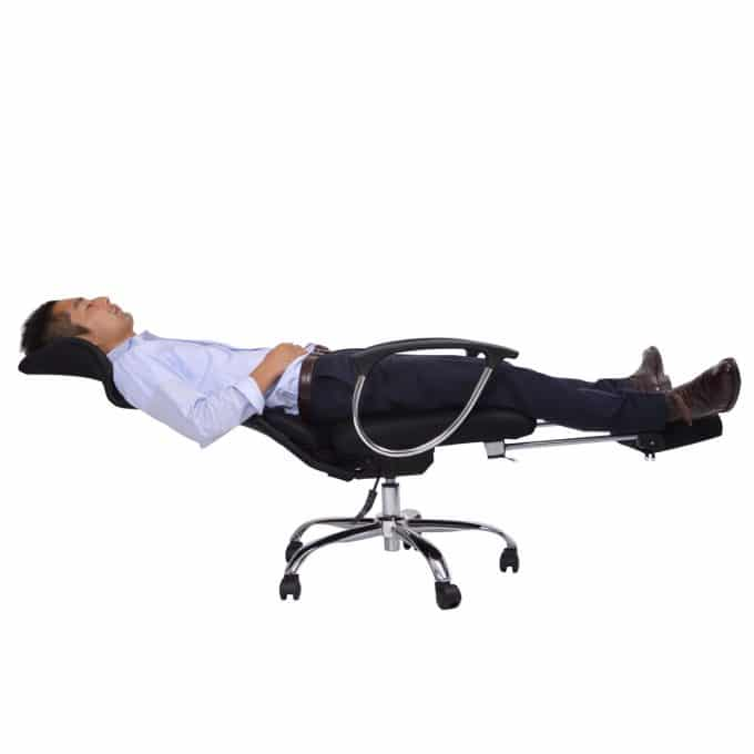 Lay Flat Office Chair for Naps at the Office