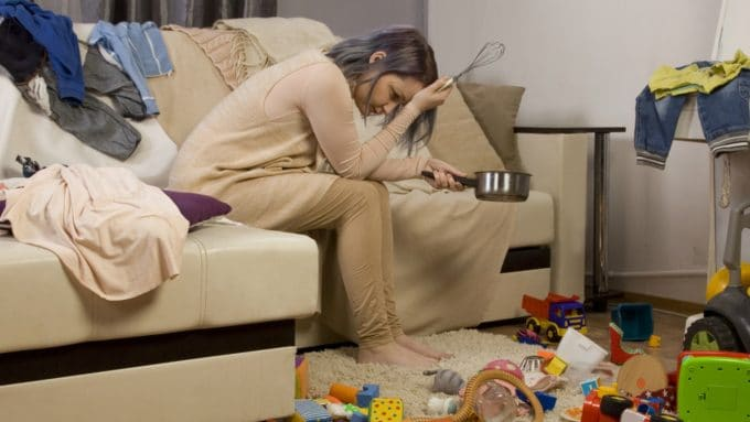 Why a Messy House Triggers Anxiety