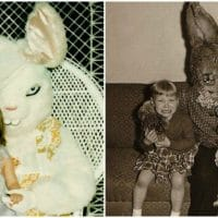 15 Creepy Easter Bunnies