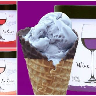 You Can Now Buy Wine Ice Cream And So Good