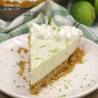 Easy Key Lime Pie is the best way to make this classic treat. Simple, delicious and full of flavor, you'll love this recipe.