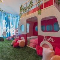 Barbie Hilton Hotel