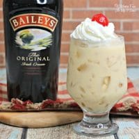 If you love Irish Cream any way we can get it, this Dirty Irishman cocktail is just about as good as it gets.