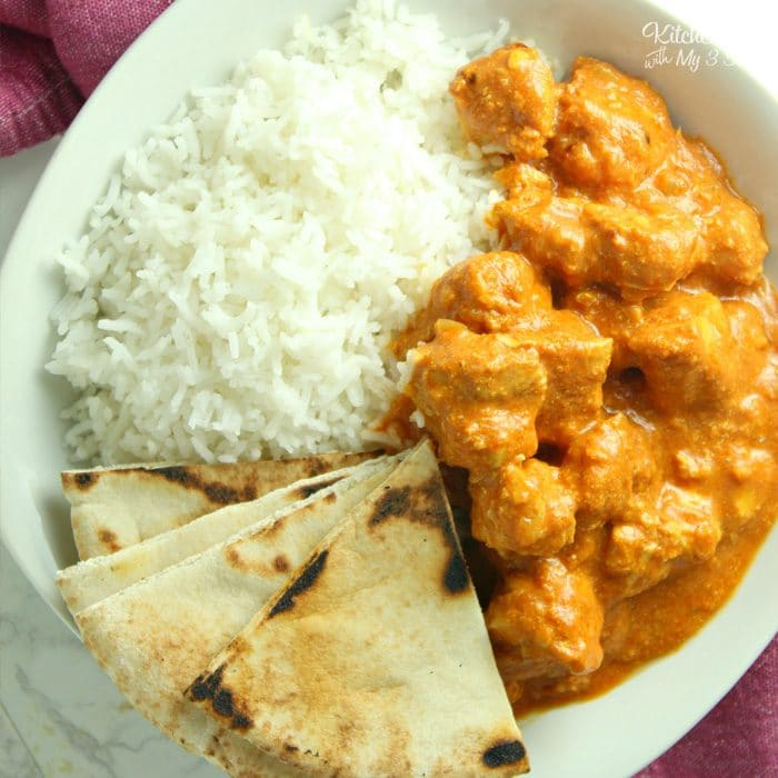 Whether or not you love Indian food, this recipe for Slow Cooker Butter Chicken is off the charts delish. Grab your slow cooker and get started!