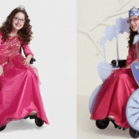 Target Releasing Halloween Costumes for Kids in Wheelchairs