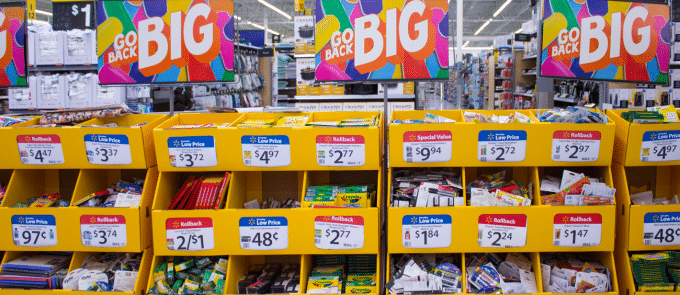 Teacher Appreciation Event at Walmart on July 13th (Free Swag Bag and More!)