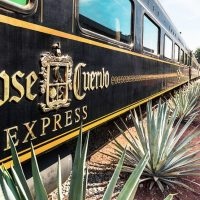 All Aboard the All-You-Can-Drink Tequila Train
