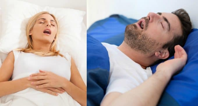 """A New TV Show Asks, """"Whose Snoring Is the Loudest?"""""""