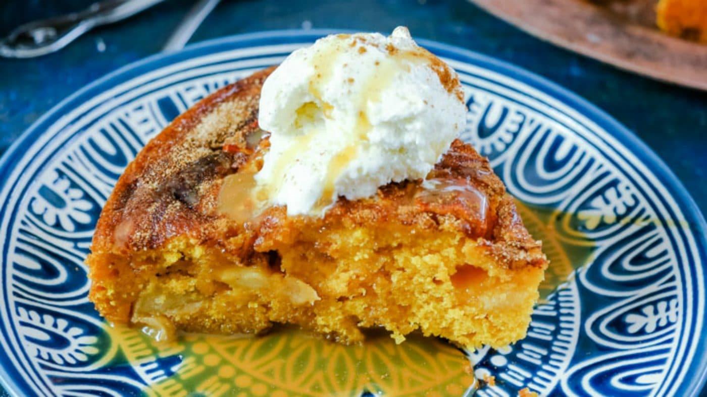 Delicious Fresh Apple Cake Recipe