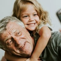 Children Are Happier Living Near Grandparents