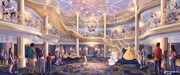 A New Disney Cruise Ship Is On the Way!
