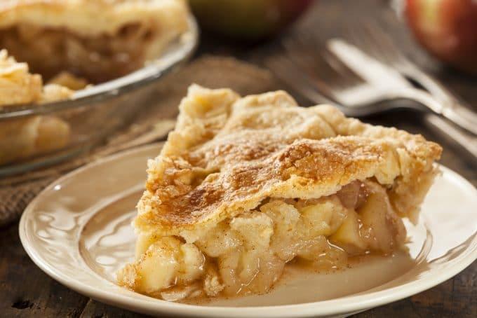 Easy Homemade Apple Pie Recipe
