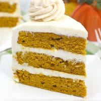 Layered Pumpkin Cake