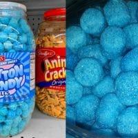 Cotton Candy Balls