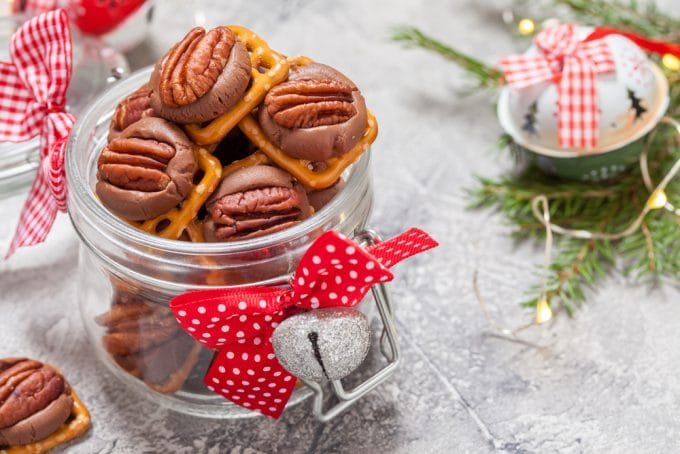 Rolo Pretzel Turtles Christmas Gifts