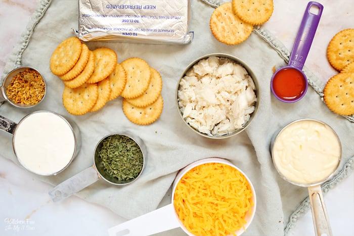 How To Make Crab Dip Ingredients