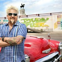 Interactive Map Shows All The Hot Places To Eat From Diners, Drive-Ins, And Dives