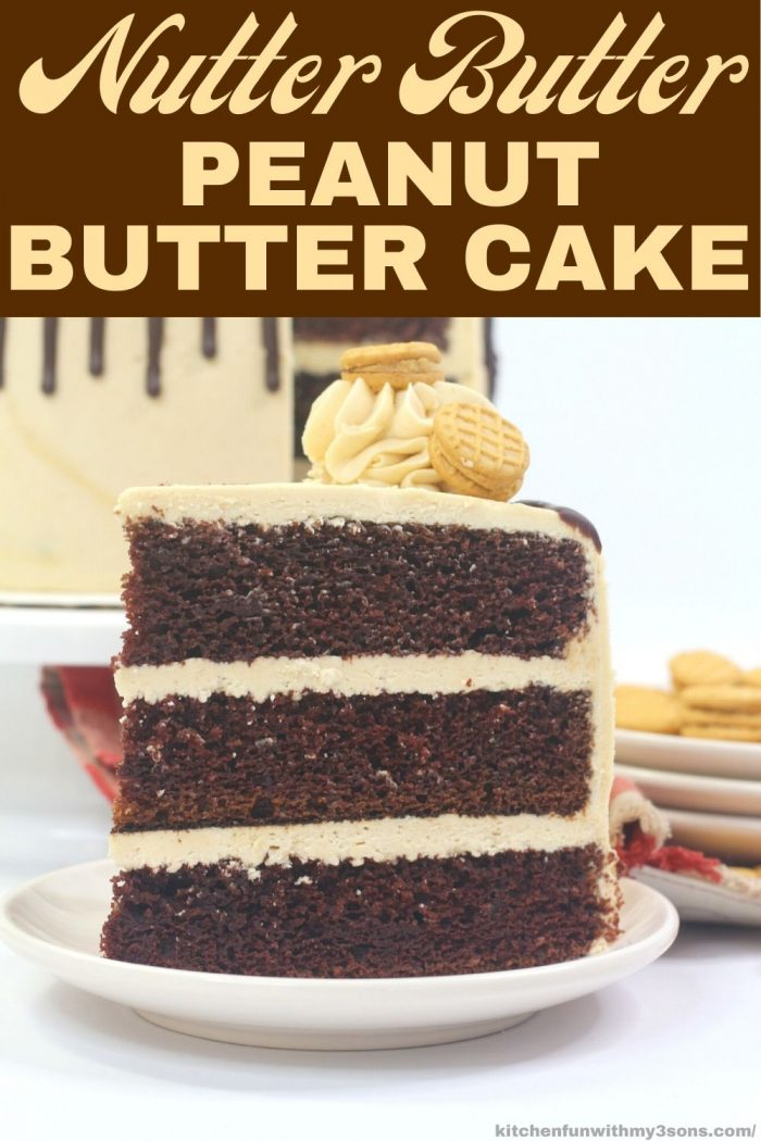 buttercream frosted cake