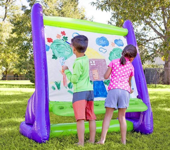 Giant Inflatable Easel