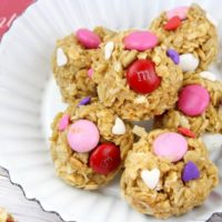 Valentine's Day Oatmeal Bites Recipe