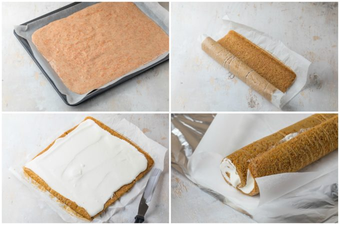How To Make The Perfect Cake Roll
