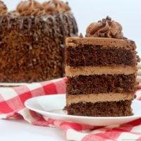 Easy Hershey's Chocolate Cake