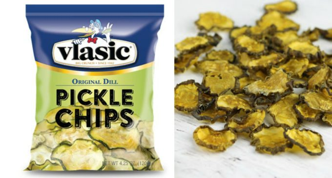 Vlasik Pickle Chips