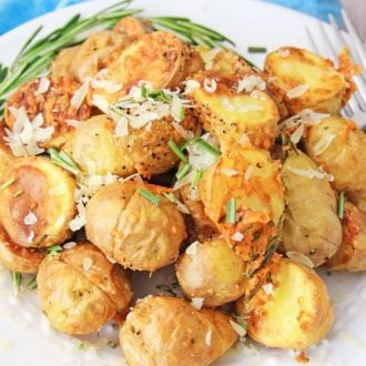 Air Fryer Rosemary Roasted Potatoes