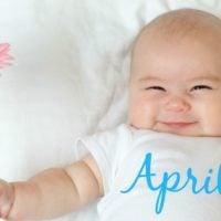 April Babies