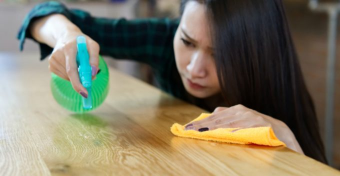 Household Cleaning Products that kill Viruses