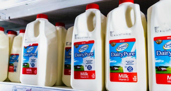 How To Freeze Milk
