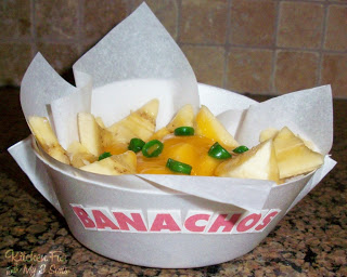 April fools Banana Nachos