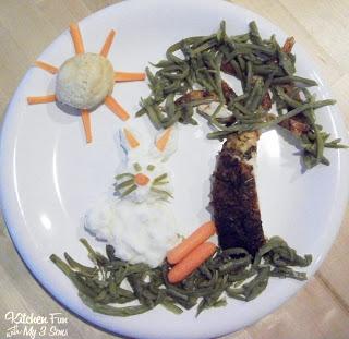 Easter Bunny Dinner!