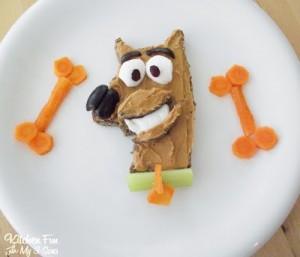 Scooby Doo Snack