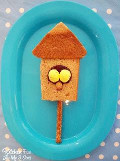 Bird House Lunch