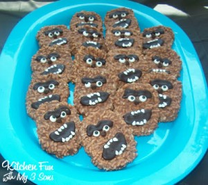 Chewie Wookie Cookies