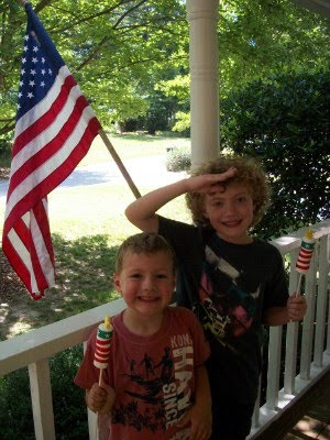 Patriotic Pops!