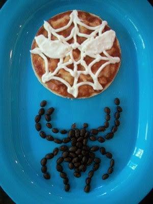 Spider Meximan Quesadilla