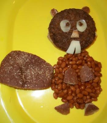 Beaver Burgers & Baked Beans