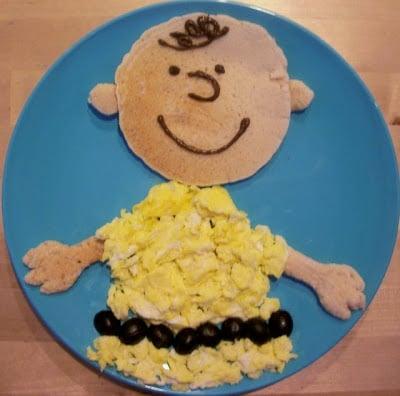 A Charlie Brown Breakfast!