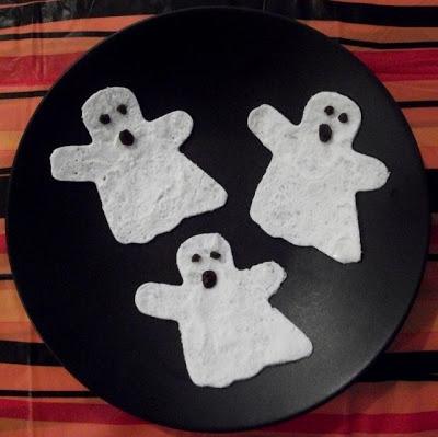 Ghost Egg Whites