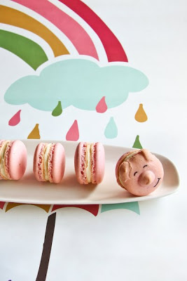 Piggy Macarons